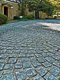 石畳の写真素材 [FYI00303120]