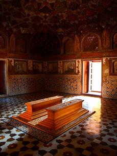 インドの寺院 内部の素材 [FYI00303238]