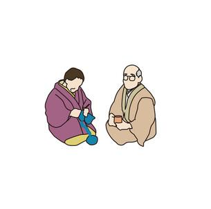 老夫婦の素材 [FYI00303295]