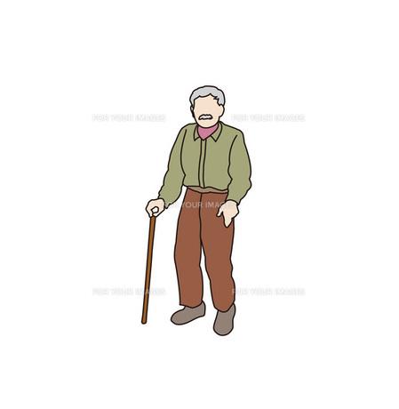 おじいさんの写真素材 [FYI00303301]