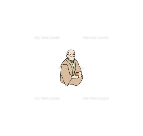 おじいさんの素材 [FYI00303303]