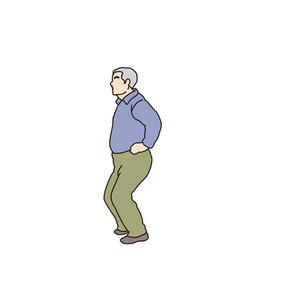 体操する人の素材 [FYI00303305]
