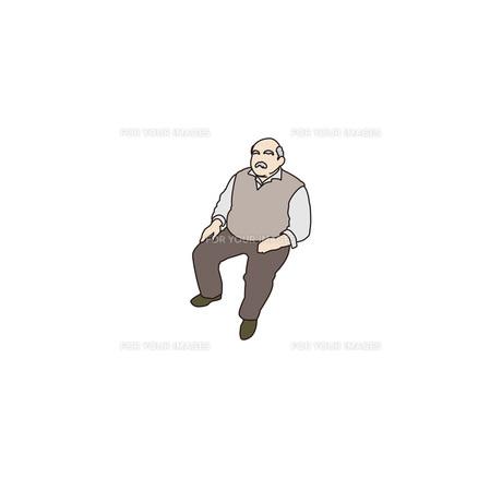 おじいさんの写真素材 [FYI00303306]