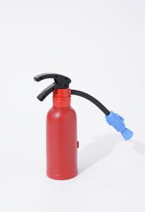 消火器のおもちゃの写真素材 [FYI00303877]
