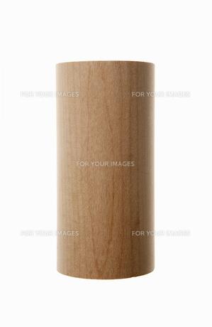 木製の円柱の写真素材 [FYI00304010]