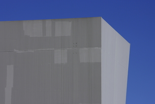 建設途中の橋げたの写真素材 [FYI00304305]