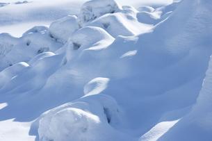積雪の風景の素材 [FYI00304536]
