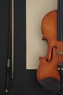 ヴァイオリンの写真素材 [FYI00304558]