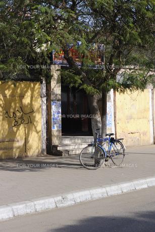 自転車-4の写真素材 [FYI00304652]