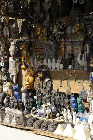 エジプト土産-2の写真素材 [FYI00304670]