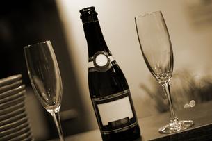 食前酒の写真素材 [FYI00304770]