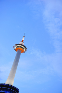 京都タワーの写真素材 [FYI00304780]