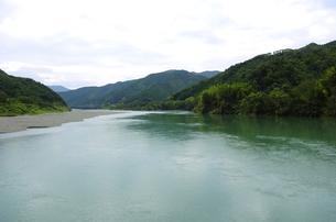 四万十川の写真素材 [FYI00304834]