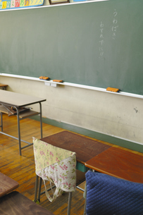 教室の素材 [FYI00304882]
