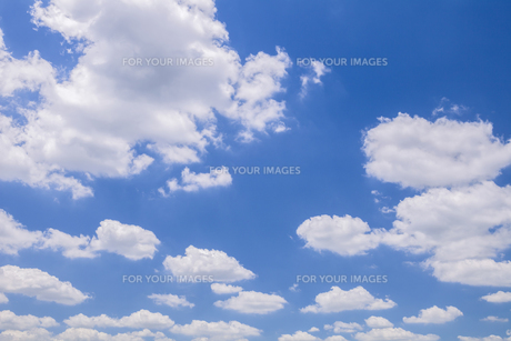 雲の写真素材 [FYI00307528]