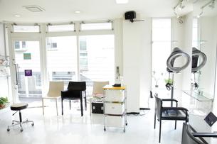 世田谷の美容院の写真素材 [FYI00307611]