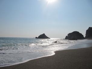 伊良子岬の写真素材 [FYI00307828]