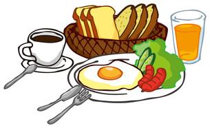 朝食の写真素材 [FYI00307933]