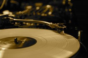 DJの写真素材 [FYI00307935]