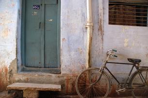 自転車の写真素材 [FYI00307946]