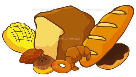 パンの写真素材 [FYI00307951]