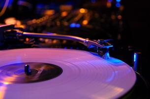 DJの写真素材 [FYI00307957]