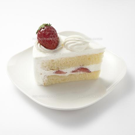 ショートケーキの素材 [FYI00308453]