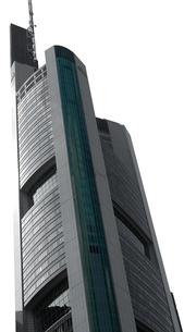 ドイツ フランクフルト Commerzbank Towerの写真素材 [FYI00308490]