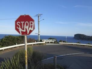 STOPの写真素材 [FYI00308585]