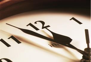 時計の針の写真素材 [FYI00308590]
