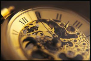 懐中時計の写真素材 [FYI00308592]