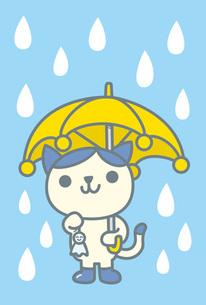 雨ふりの素材 [FYI00308643]