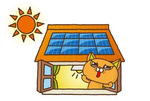 太陽光発電の素材 [FYI00308668]