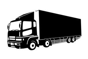 トラックの写真素材 [FYI00308674]