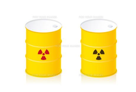 放射性物質のドラム缶の素材 [FYI00308702]
