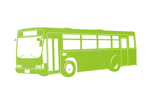 バスの写真素材 [FYI00308738]