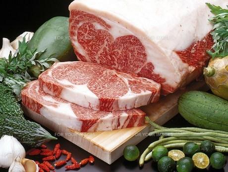 肉・集合の写真素材 [FYI00308885]