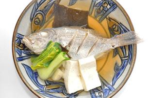 魚塩煮の写真素材 [FYI00308967]