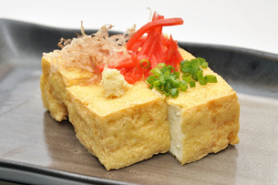 厚揚げ豆腐の写真素材 [FYI00308968]