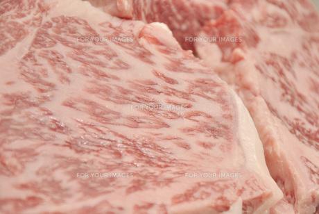 サーロインステーキの写真素材 [FYI00308986]