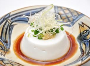じーまーみ豆腐の写真素材 [FYI00309001]