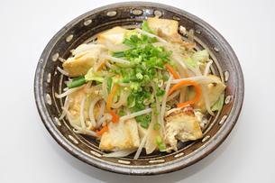 豆腐チャンプルーの写真素材 [FYI00309245]