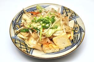 豆腐チャンプルーの写真素材 [FYI00309430]