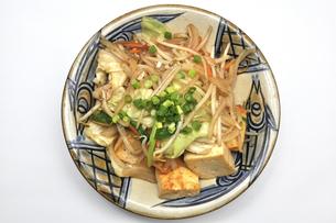 豆腐チャンプルーの写真素材 [FYI00309438]