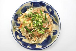 豆腐チャンプルーの写真素材 [FYI00309458]