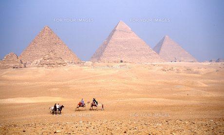 ピラビッドの写真素材 [FYI00309877]