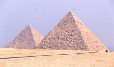 ピラミッドの写真素材 [FYI00309878]