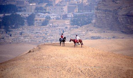 砂漠の写真素材 [FYI00309916]