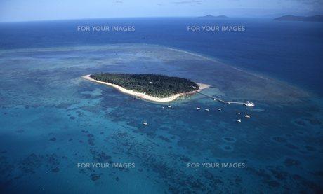 グリーン島の写真素材 [FYI00309922]