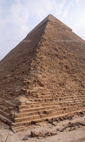 ピラミッドの写真素材 [FYI00309927]